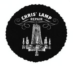 Chris' LAMP REPAIR logo